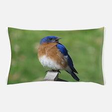Bluebird Pillow Case