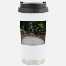 Nara Deer Stainless Steel Travel Mug