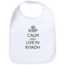 Keep Calm and live in Riyadh Bib