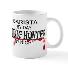 Barista Zombie Hunter by Night Mug