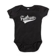 Fentress, Retro, Baby Bodysuit