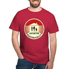 Electric Living T-Shirt