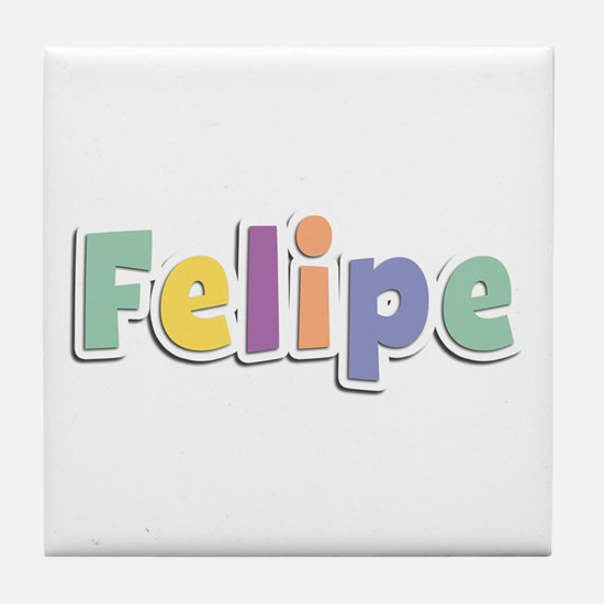 Felipe Spring14 Tile Coaster