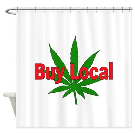 Buy Local Shower Curtain By Ursinelogic
