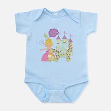 Blond Princess Infant Bodysuit