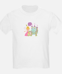 Blond Princess T-Shirt