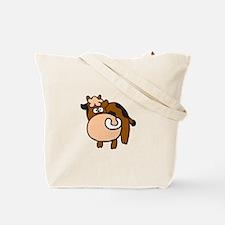 Moo! Dad! Tote Bag