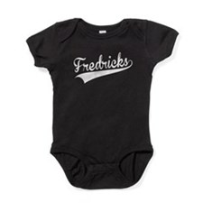 Fredricks, Retro, Baby Bodysuit