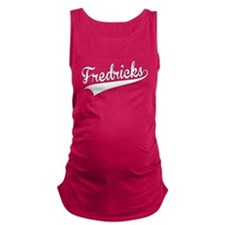 Fredricks, Retro, Maternity Tank Top