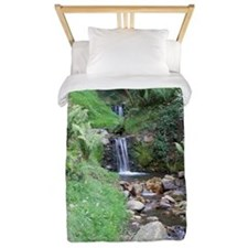 Small Waterfall Twin Duvet