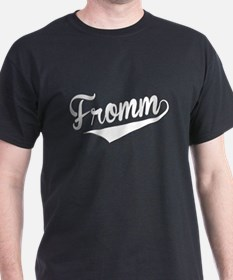 Fromm, Retro, T-Shirt