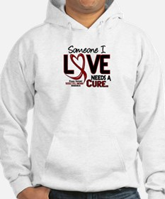 Sickle Cell Anemia NeedsaCure2 Hoodie