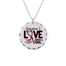 Sickle Cell Anemia NeedsaCur Necklace