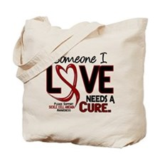 Sickle Cell Anemia NeedsaCure2 Tote Bag