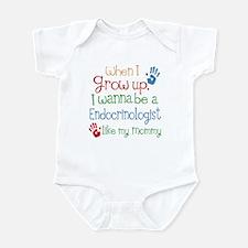 Endocrinologist Like Mommy Infant Bodysuit