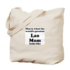 Lao mom Tote Bag
