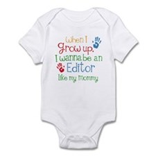 Editor Like Mommy Infant Bodysuit