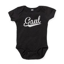 Gaul, Retro, Baby Bodysuit