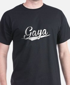 Gaya, Retro, T-Shirt