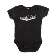 Gerald Ford, Retro, Baby Bodysuit