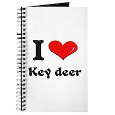 I love key deer Journal