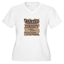 Curiosity Killed T-Shirt