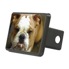 Bulldog Beauty Hitch Cover