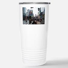 shibuya crosswalk Stainless Steel Travel Mug