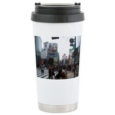 shibuya crosswalk Travel Mug