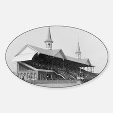 Churchill Downs, 1901 Decal