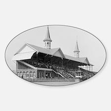 Churchill Downs, 1901 Decal