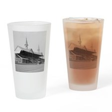 Churchill Downs, 1901 Drinking Glass