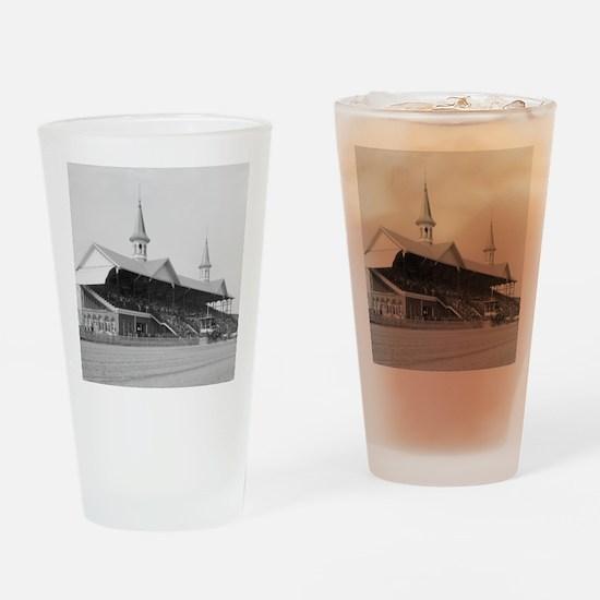 Churchill Downs, 1901 Drinking Glass