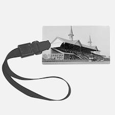 Churchill Downs, 1901 Luggage Tag