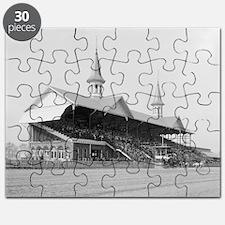 Churchill Downs, 1901 Puzzle