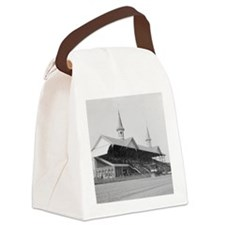 Churchill Downs, 1901 Canvas Lunch Bag