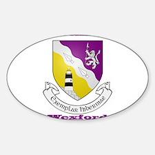 County Wexford COA Decal