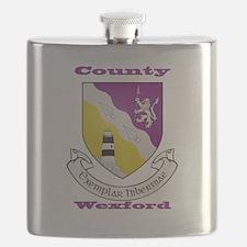 County Wexford COA Flask