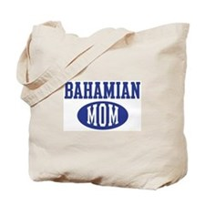 Bahamian mom Tote Bag