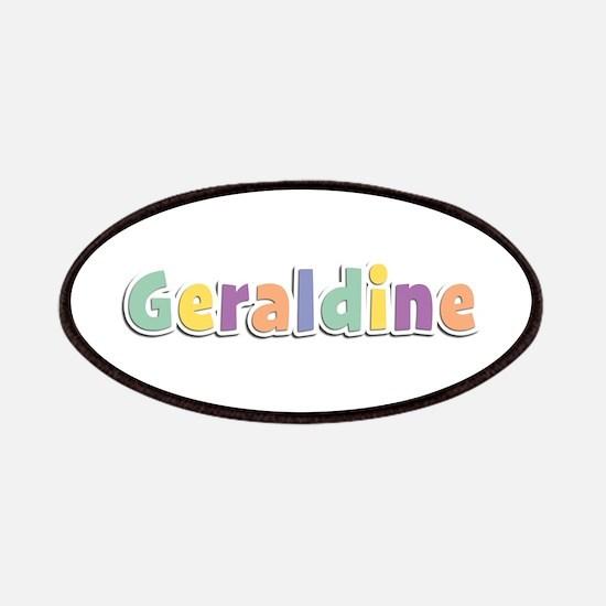 Geraldine Spring14 Patch