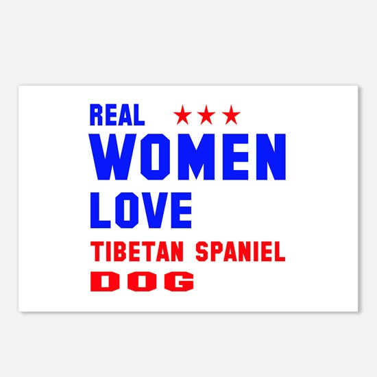 Real Women Love Tibetan S Postcards (Package of 8)