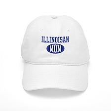 Illinoisan mom Baseball Cap