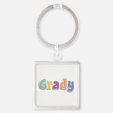 Grady Spring14 Square Keychain