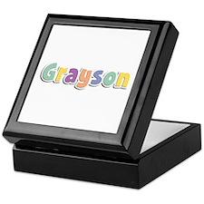 Grayson Spring14 Keepsake Box