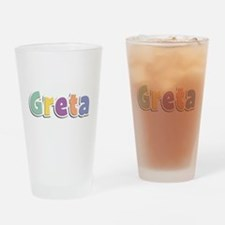 Greta Spring14 Drinking Glass