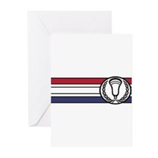 Lacrosse United 01 Greeting Cards