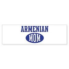 Armenian mom Bumper Bumper Bumper Sticker