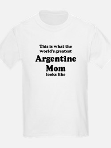 Argentine mom T-Shirt