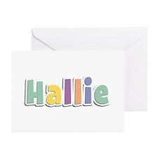 Hallie Spring14 Greeting Card 10 Pack