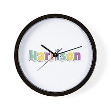Harrison Spring14 Wall Clock